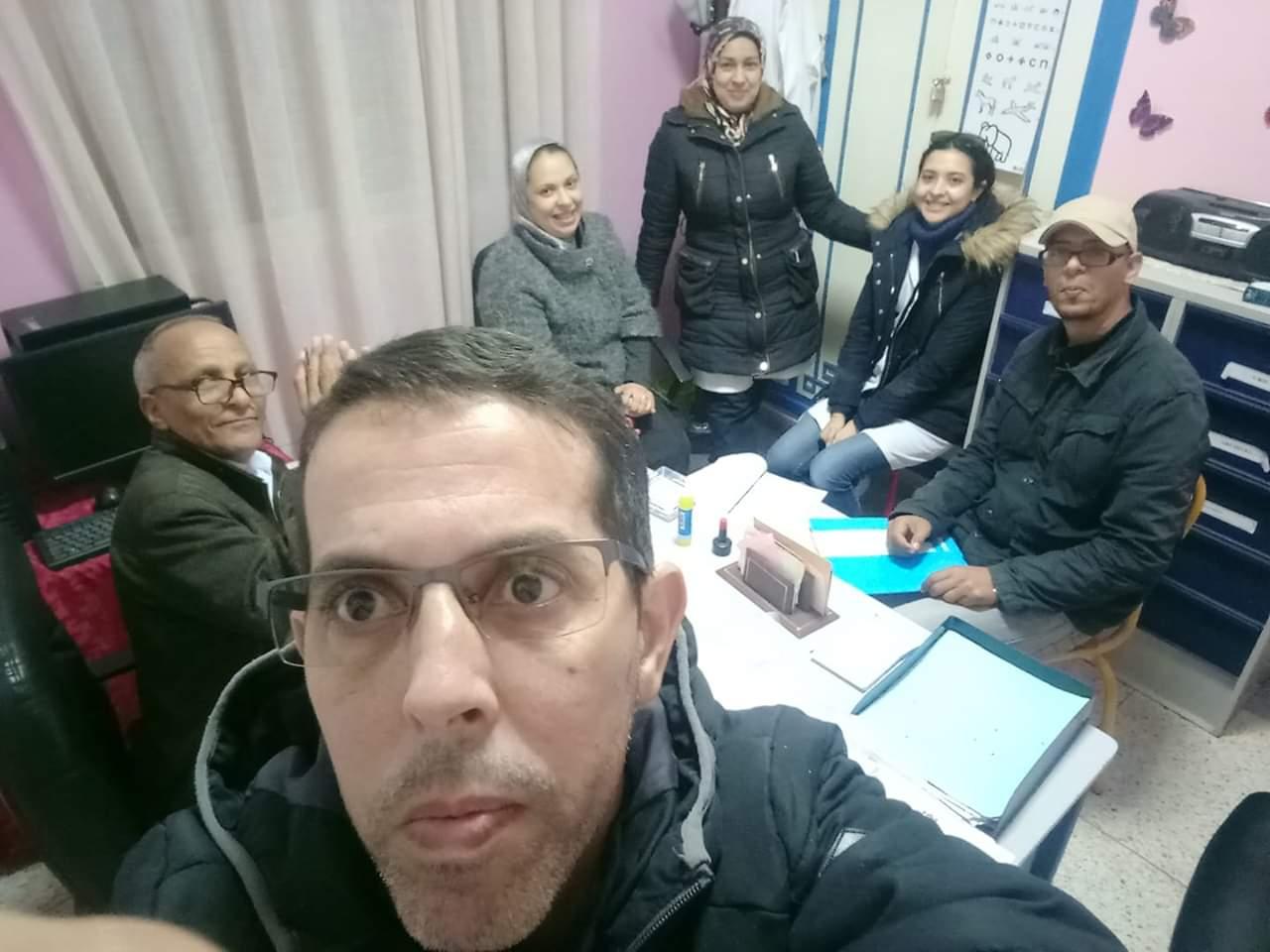 جمعية سنابل الخير للتنمية بأسفي مولود جديد بأسفي