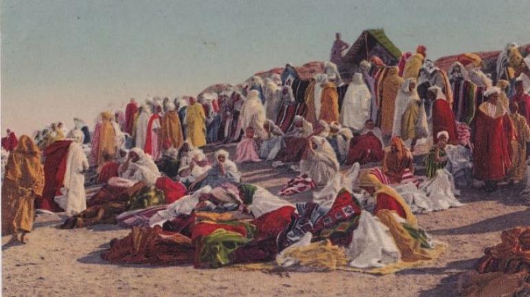 ذاكرة بصرية من الزمن الجميل لمراكش