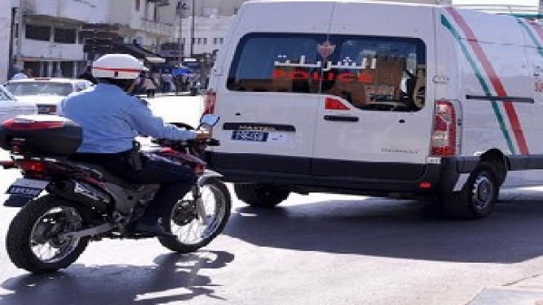 حملة أمنية واسعة لشرطة المرور بآسفي