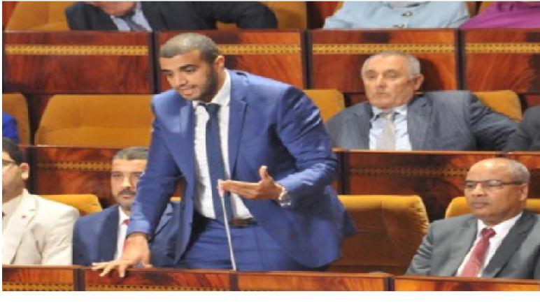 """حوار :""""رضا بوكمازي"""" النائب البرلماني عن دائرة أسفي وعضو المجلس الحضري ."""