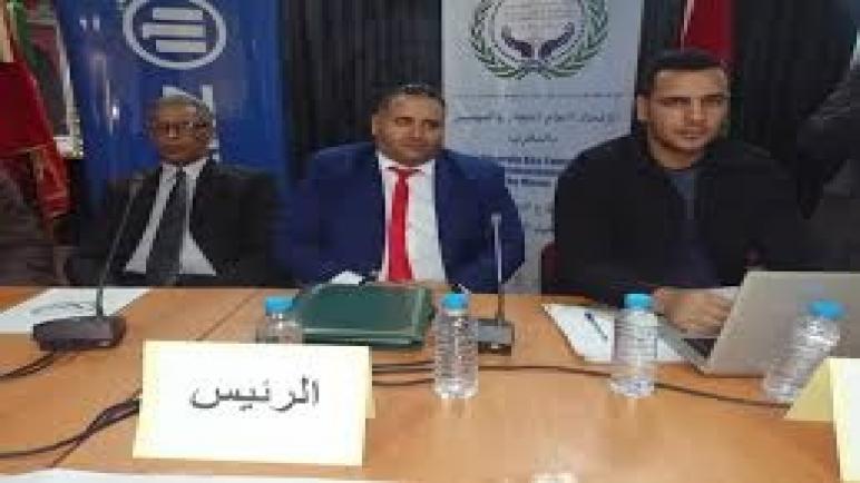رئيس الاتحاد العام للتجار والمهنيين بالمغرب يرد على وزير الصناعة والتجارة والاقتصاد الأخضر والرقمي في مابات يعرف بقضية بيم التركية.