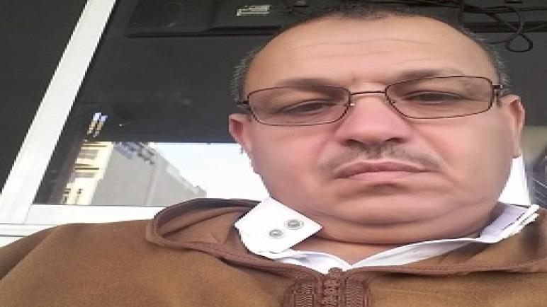 وفاة الأستاذ عبد المجيد الخوخي