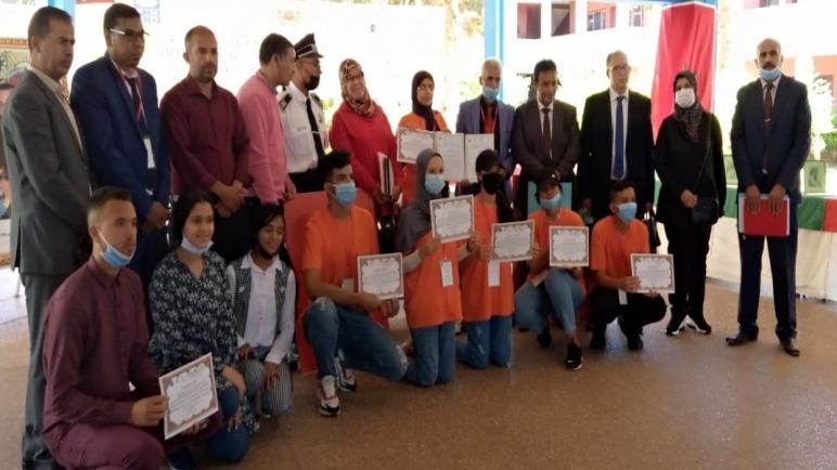 الأبواب المفتوحة لبرنامج تعزيز التسامح بأكاديمية مراكش-آسفي