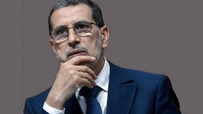 أعضاء الأمانة العامة لحزب العدالة والتنمية و سعد الدين العثماني يقدمون استقالة جماعية من الأمانة العامة.