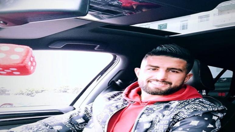 إبراهيم البحراوي أتوق لحمل قميص الأسود