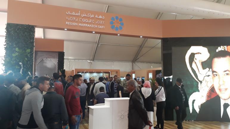 فعاليات الدورة 14 للمعرض الدولي للفلاحة بمكناس