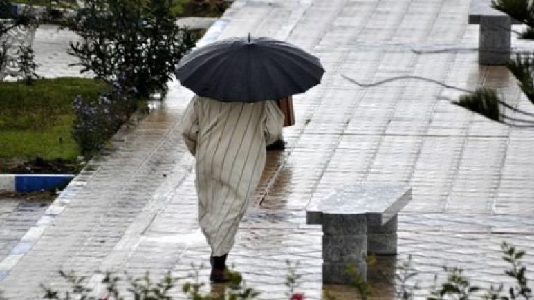 تساقطات مطرية الأسبوع المقبل بجهة مراكش أسفي