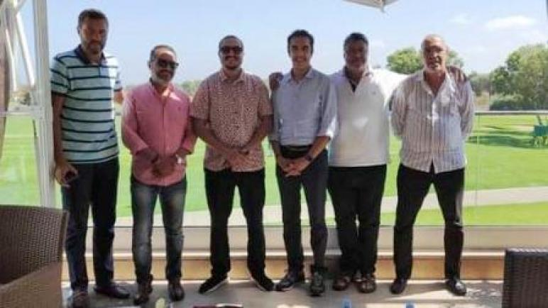 لقاء تواصلي تنسيقي بين شبكة محرري الشرق الأوسط و شمال إفريقيا و المنتدى المغربي للإعلام الرياضي