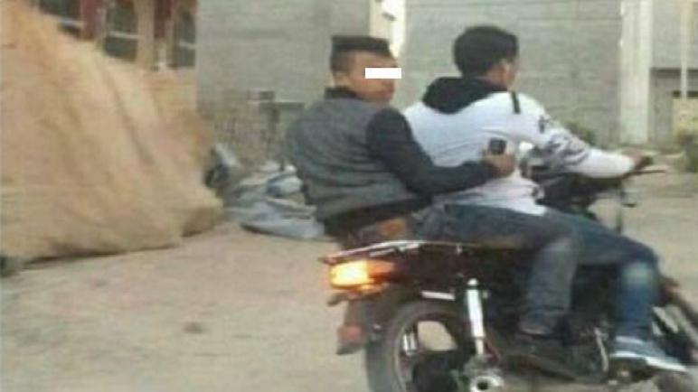 مشتبه فيهما بالسرقة بالخطف وحيازة المسروق في قبضة أمن مراكش .