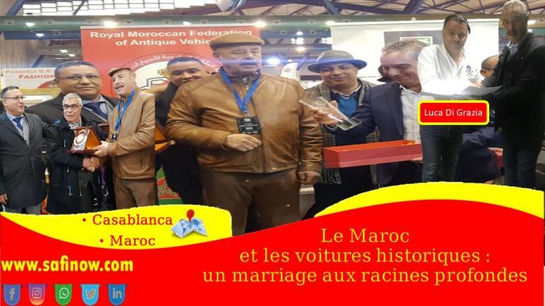 Le Maroc et les voitures historiques : un mariage aux racines profondes