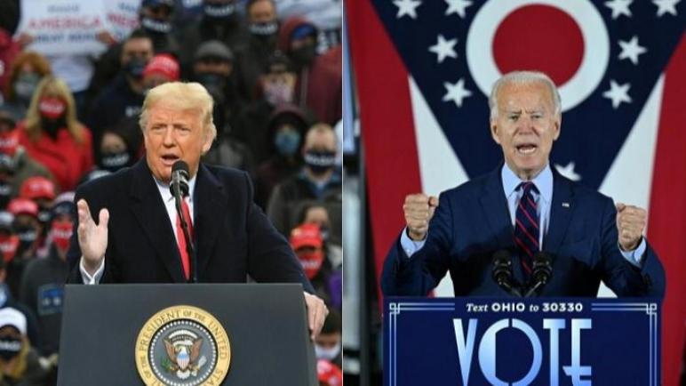 بايدون يقترب من حسم الانتخابات الرئاسية الأمريكية