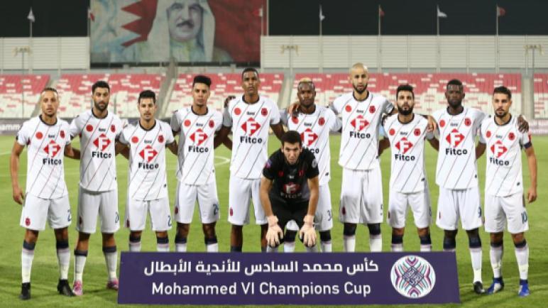تأهل نادي أولمبيك آسفي إلى ربع نهائي كأس محمد السادس،