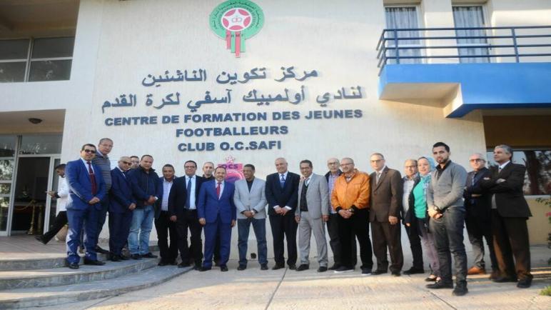 أولمبيك أسفي اللاعبون يطالبون بمستحقاتهم المادية