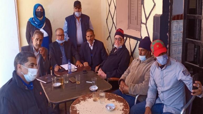 ميلاد جمعية أبي شعيب لدار الطالب بالجماعة الترابية الغربية