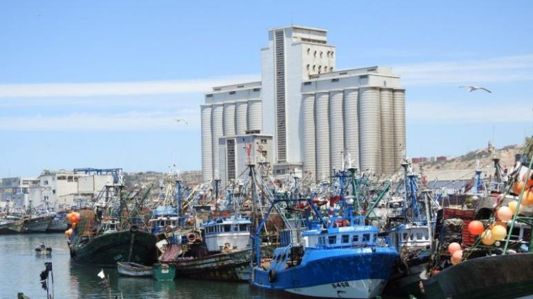 ارتفاع منسوب الاحتقان بميناء آسفي وفشل المكتب الوطني للصيد في وضع حد لإضراب المهنيين..
