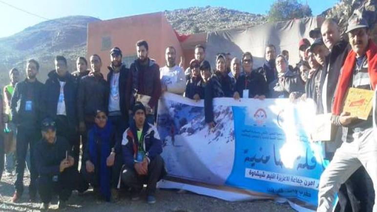 قافلة طبية تضامنية لجمعيات من أسفي إلى جبال المغرب العميق …
