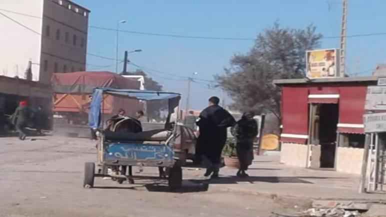 هل تتدخل السلطات بحملة تطهيرية في حق العربات المجرورة التي تغزو شوارع اسفي وتخلق فوضى