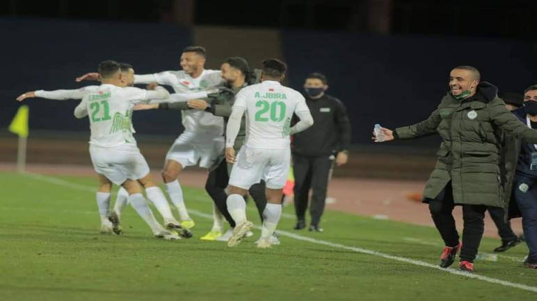 الرجاء يضرب موعدا مع الاتحاد في نهائي كأس محمد السادس للأندية الأبطال