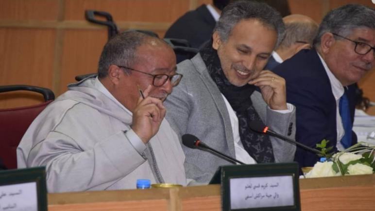 جهة مراكش آسفي تصادق على مجموعة من النقط بالإجماع التي عرضها للمناقشة والتصويت