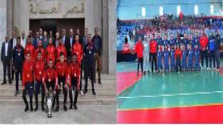 فريق أولمبيك أسفي لكرة اليد يهدد بتقديم اعتذار أمام فريق الرابطة البيضاوية