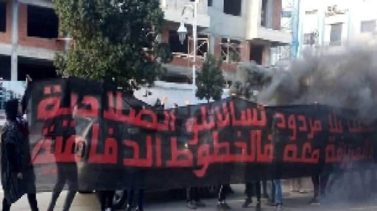 سيمبر يبالوما المساند الرسمي للمغرب التطواني يهاجم رضوان الغازي ويطالبه بالرحيل