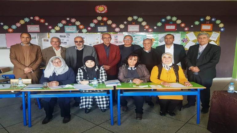 المكتب المحلي لرابطة التعليم الخاص بالمغرب مولود جديد ببنكرير