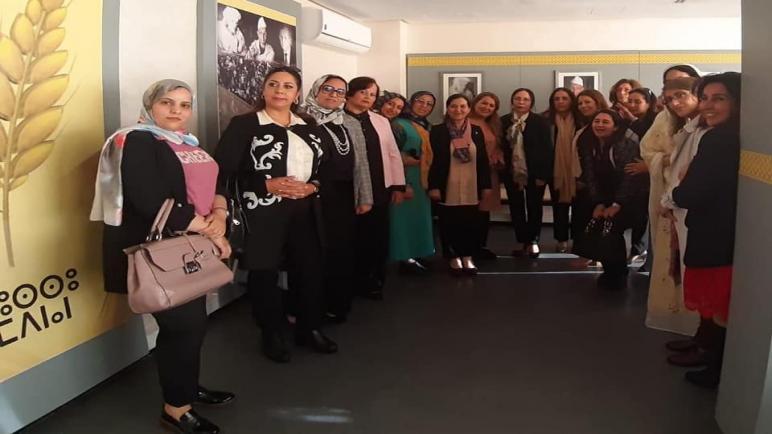 حليمة العسالي تترأس اللجنة التحضيرية للمؤتمر الوطني للنساء الحركيات.