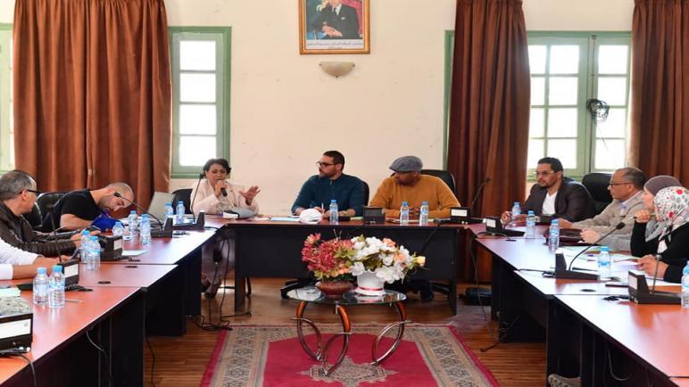الجمع العام التأسيسي للجمعية المغربية لمصوري الحياة البرية