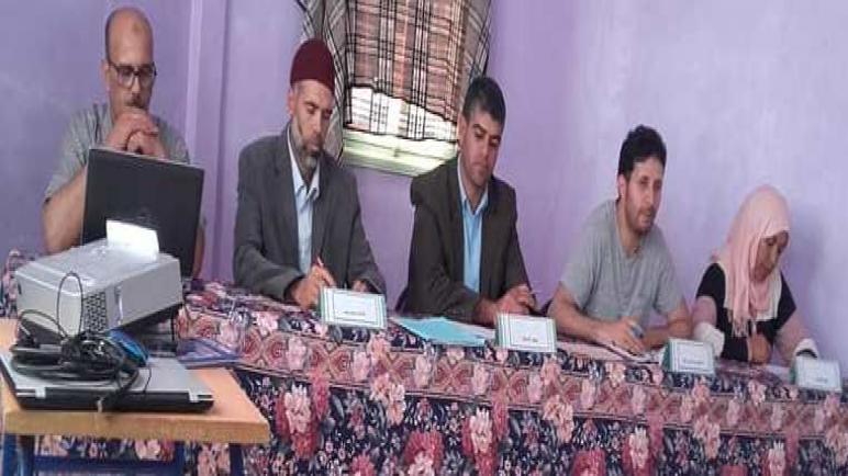 """""""أوناس"""" و """"آفاق مواطنة"""" يجتمعون بأيير على مائدة ندوة رمضانية بمشاركة فاعلة للدكتور عبد الحميد طلحة"""