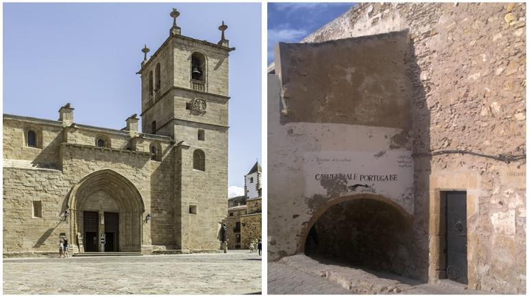 لمحة تاريخية عن الكنائس البرتغالية بأسفي سان كاترين و الكاتدرائية