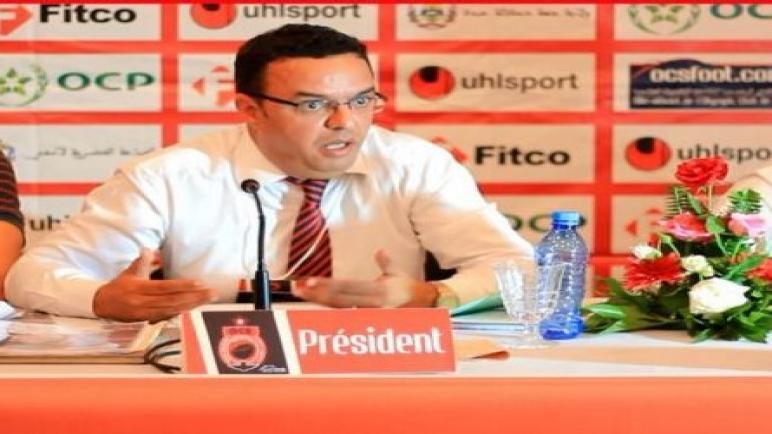 حوار صريح مع رئيس فريق أولمبيك أسفي لكرة القدم