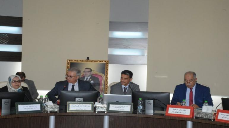 الوكالة المستقلة لتوزيع الماء والكهرباء بمراكش تعقد اجتماع مجلس الإداري