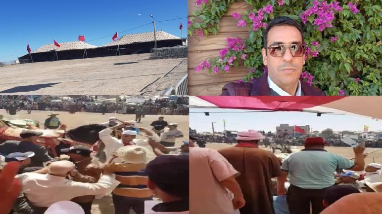 رشيد محيب رئيس جماعة الغياث يوضح حقيقة ماوقع بموسم سيدي محمد السباعي.