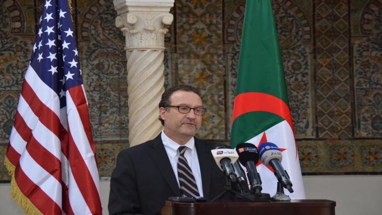 الدهاء الدبلوماسي والذكاء السياسي الأمريكي في مواجهة الغباء الإعلامي المخزني للجزائر..