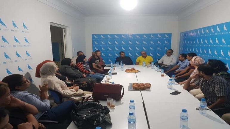 """لقاءات تواصلية لـحزب """"الأحرار"""" بآسفي"""