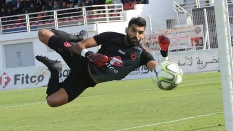 أحمد مروان بيساك نجم مبارة الأولمبيك والترجي