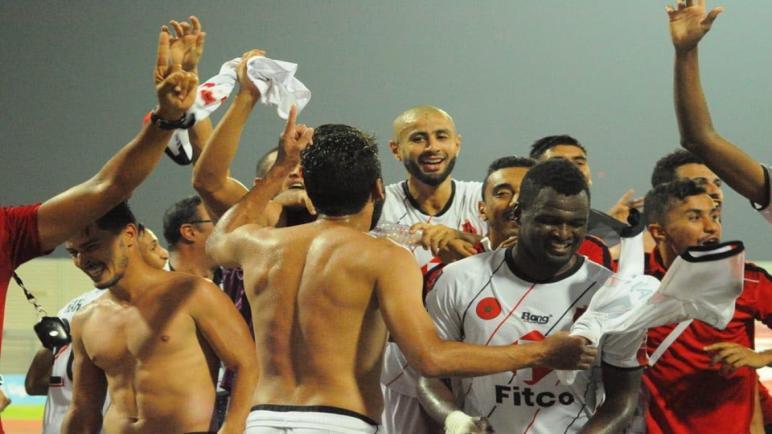الاولمبيك يعود بفوز ثمين من أرض بالمنامة بالبحرين