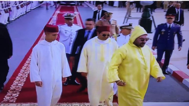 نص الخطاب الذي ألقاه الملك محمد السادس، اليوم الجمعة، أمام أعضاء مجلسي البرلمان، بمناسبة افتتاح الدورة الأولى من السنة التشريعية الرابعة من الولاية التشريعية العاشرة: