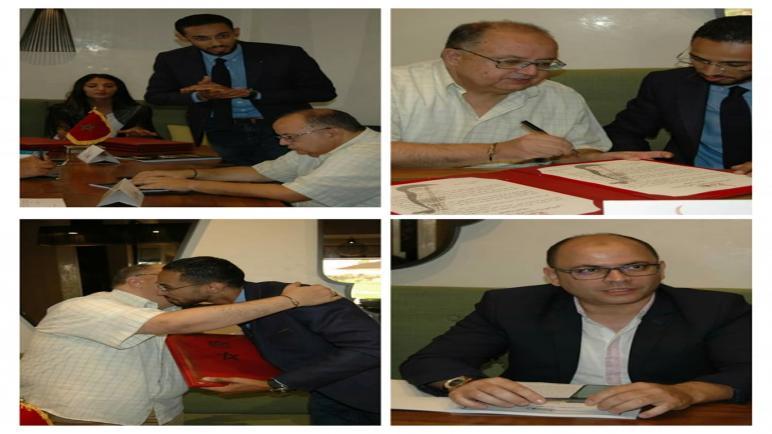 جمعية رمل لطرب الالة بجهة مراكش أسفي مولود جديد