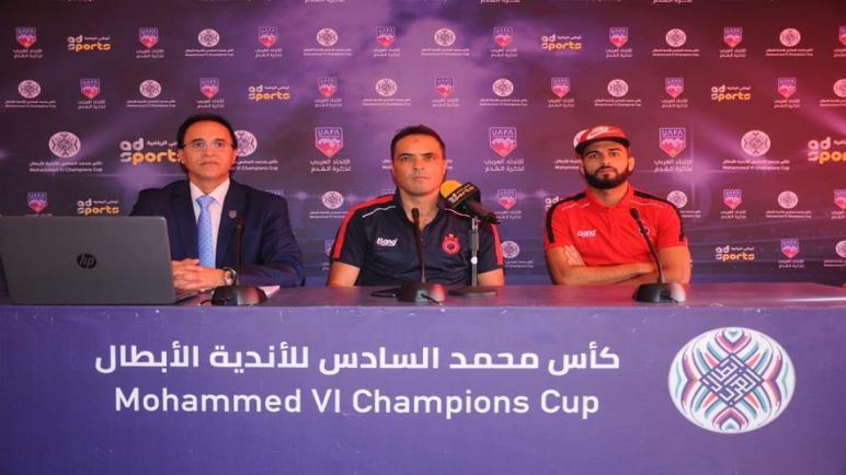 صرح مدرب الفريق العبدي محمد الكيسر بعد التأهل