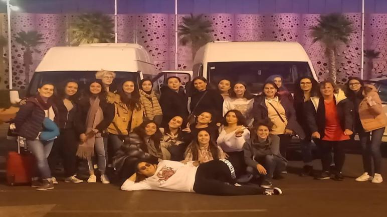 منظمة الطلائع أطفال المغرب تنظم الملتقى الدولي للتبادل الثقافي الشبابي