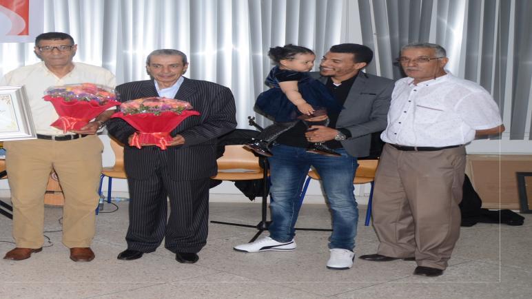 مجموعة مدارس أولاد أحمد تقيم حفل تكريم على شرف أساتذتها المتقاعدين