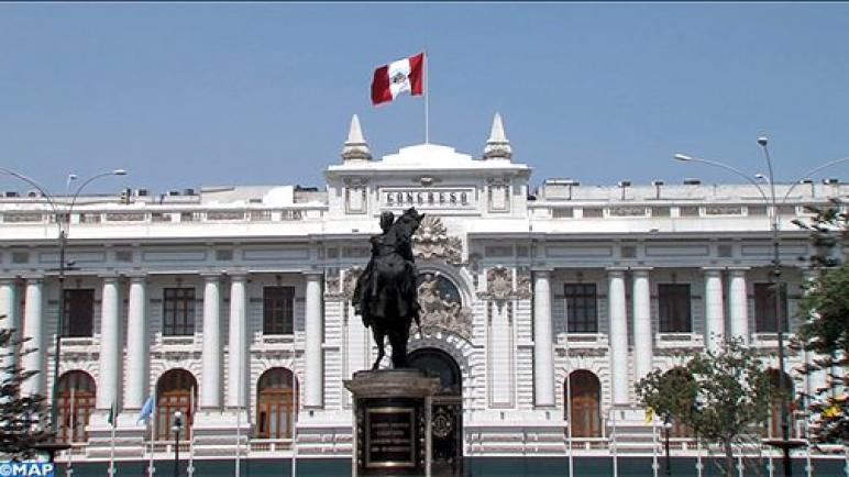 الكونغرس البيروفي يحث البرلمان الأوروبي على عدم إقحام نفسه في الأزمة الثنائية بين المغرب وإسبانيا