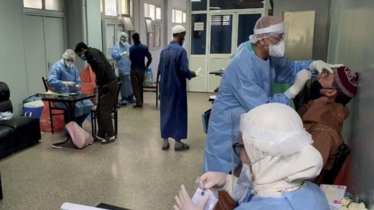 """مراكش-أسفي تسجل 345 إصابة جديدة مؤكدة بـ""""كورونا"""" في 24 ساعة"""