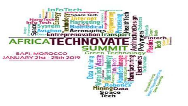 القمة الافريقية الأولى للتكنولوجيا والتحديث 2019 AFRICANOVATE