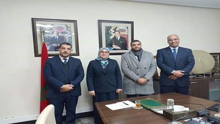 برلمانيو العدالة والتنمية بإقليم أسفي في لقاء مباشر مع الحقاوي وزيرة الأسرةوالتضامن…