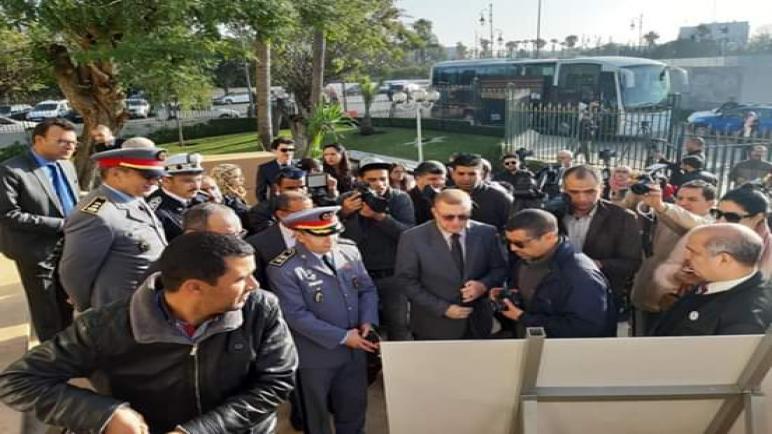 الوزير بوليف يوزع 280 رادار جديد بالمغرب