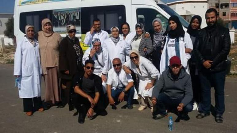 قافلة طبية أخرى من أسفي إلى الحنشان بإقليم الصويرة…