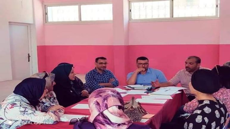 أشغال إجتماع المكتب الإقليمي للمنظمة الديمقراطية للصحة آسفي