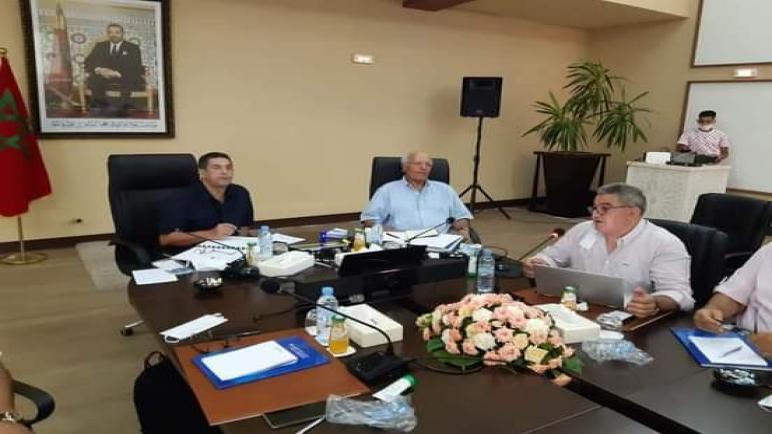 أمزازي يترأس ندوة رؤساء الجامعات.